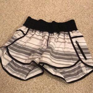 Lululemon size 8 running shorts